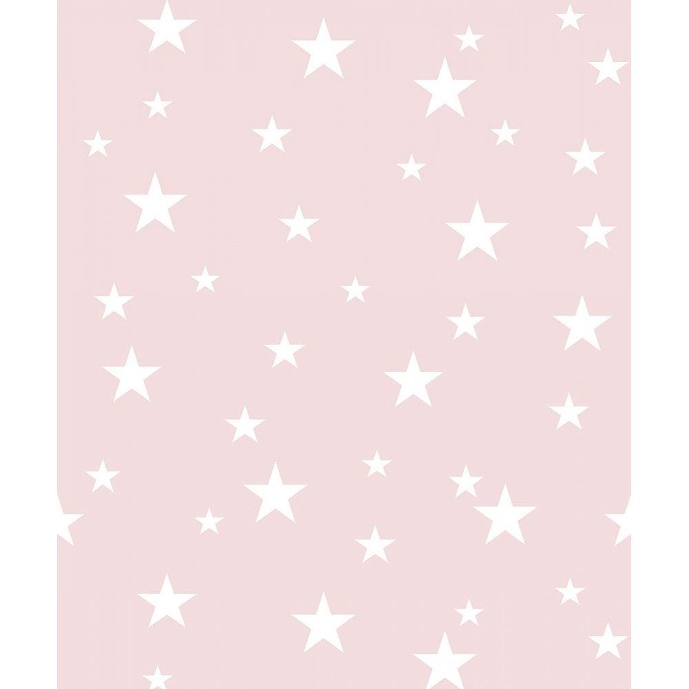 5494f59311fcea Arthouse Blush Pink Diamond Stars Glitter Wallpaper 905009 ...