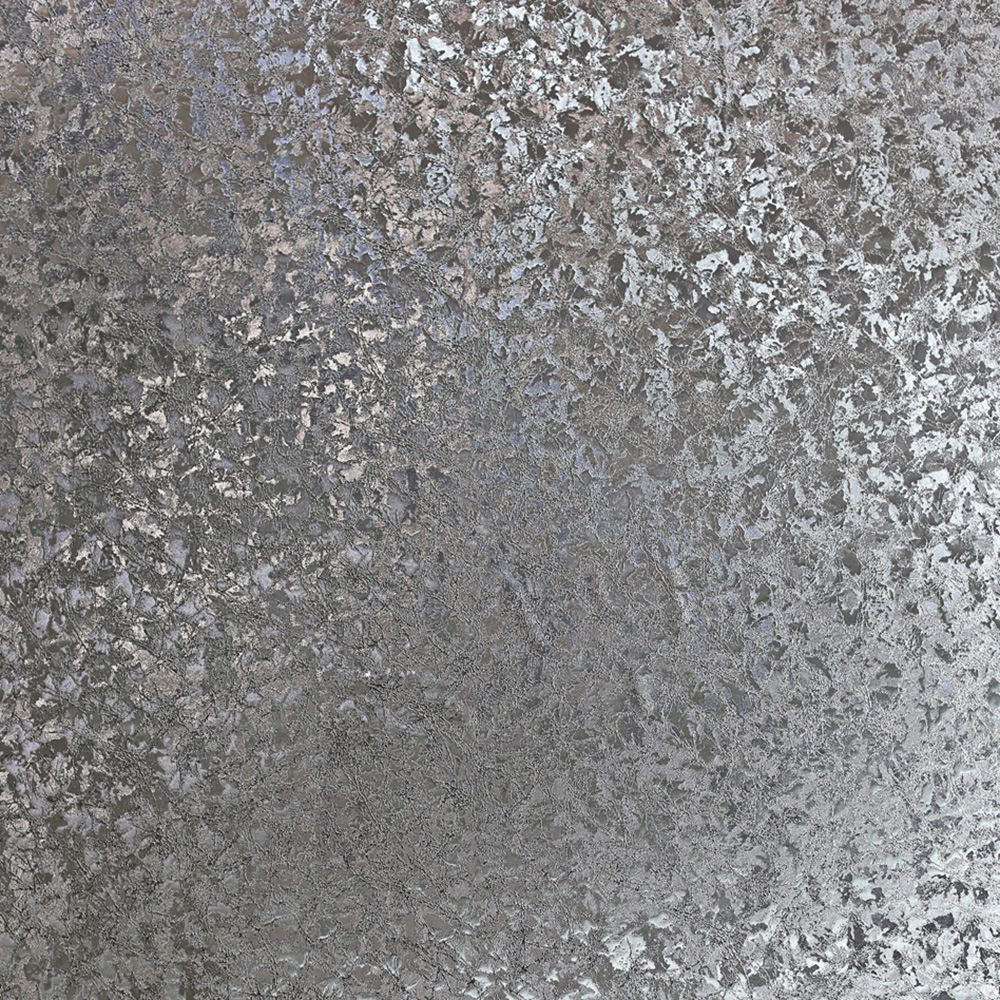 Crushed Velvet Foil Gun Metal Grey Wallpaper 294305
