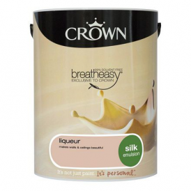 Crown 5L Liqueur Silk Paint