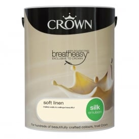 Crown 5L Soft Linen Silk Paint