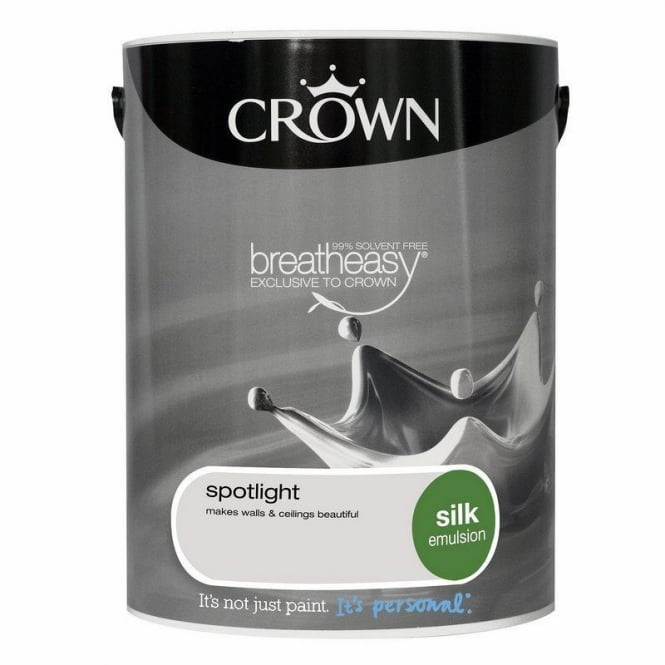 Crown 5L Spotlight Silk Paint