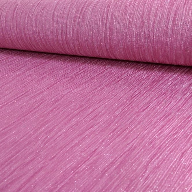 Debona Crystal Glitter Pink Plain Wallpaper 9006