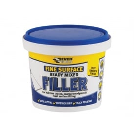 Everbuild 600G Fine Surface Filler Ready Mixed