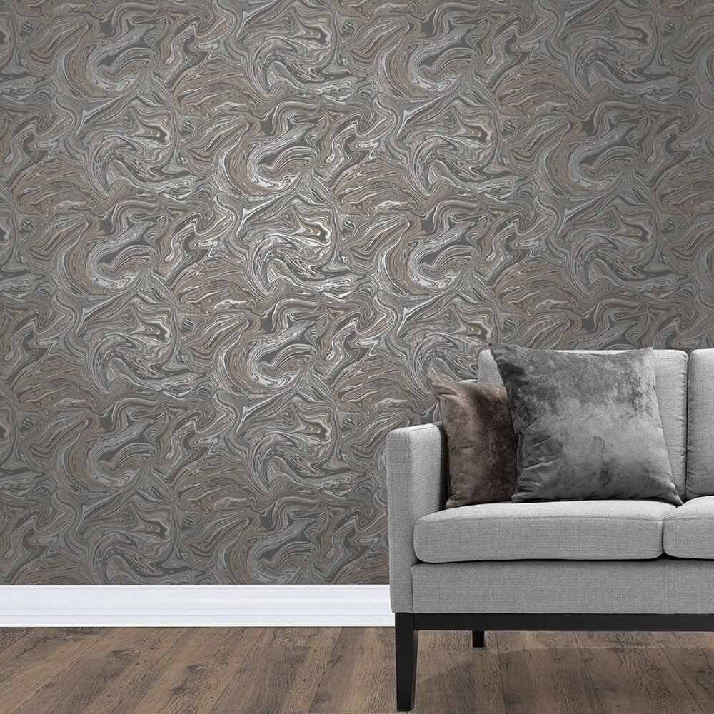 Fantastic Wallpaper Marble Swirl - fine-decor-marble-swirl-charcoal-and-brown-insignia-wallpaper-fd24457-p3179-1252_image  Photograph_244626.jpg