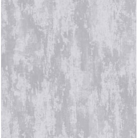 Industrial Texure Silver And Grey Metallic Wallpaper 104132