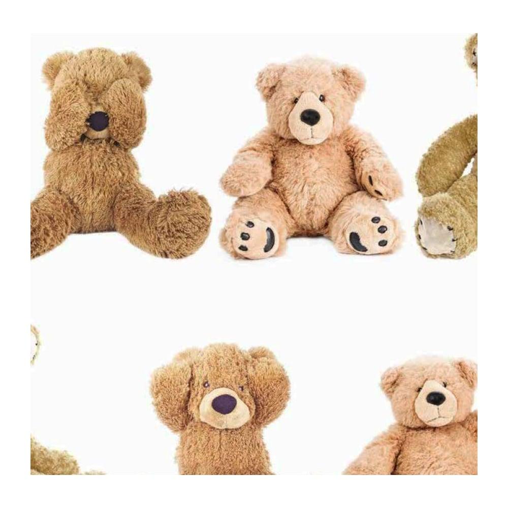 Graham Brown Teddy Bears Kids Girl Boy Nursery Bedroom Cute