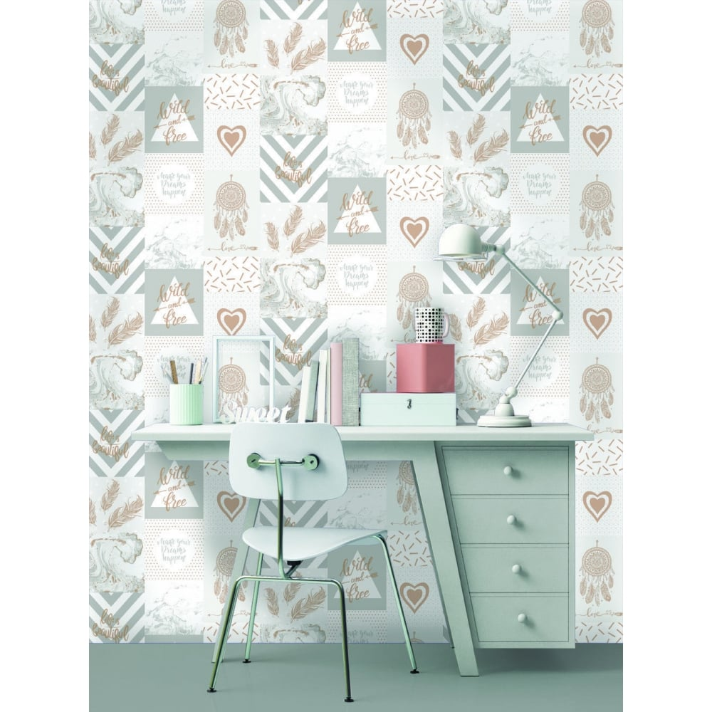 Cool Wallpaper Marble Collage - holden-life-is-beautiful-quotes-geometric-collage-gold-beige-marble-wallpaper-90050-p6907-2478_image  Best Photo Reference_58713.jpg
