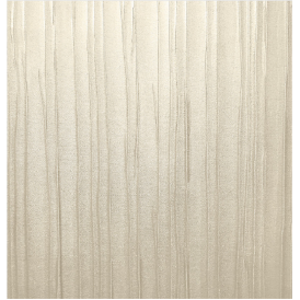 Kylie Pearl Ivory Esther Stripe Wallpaper 709011