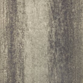 Sienna Stripe Ombre Black And Gold Metallic Wallpaper 701592