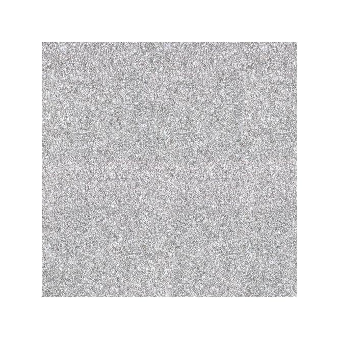 Sparkle Glitter Silver Wallpaper 701352