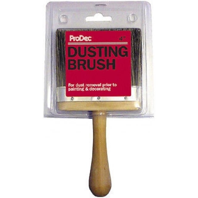 "Prodec 4"" 100mm Dusting Brush"