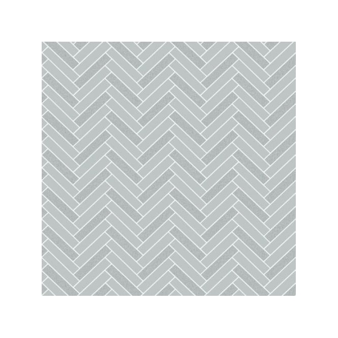 Chevron Grey Glitter Kitchen And Bathroom Wallpaper 888201
