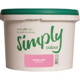 Simply Pink Silk Paint 2.5L