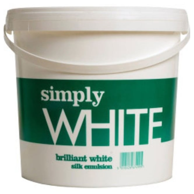 Simply White Silk Paint 2.5L