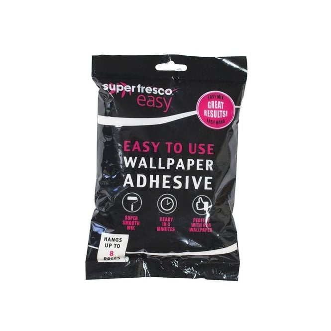 Superfresco Wallpaper Paste 8 Rolls